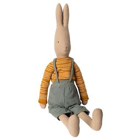 Rabbit with Overalls