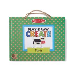 Play, Draw, Create Farm Fun