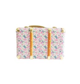 Petit Floral Mini Brief Case