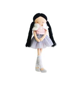 Billie Dress Me Ballerina Doll