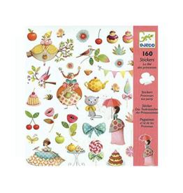 Princess Tea Party Stickers