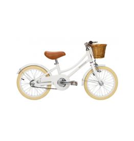 Classic Bike in White
