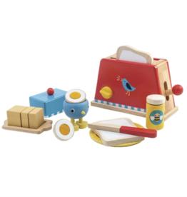 Toaster & Egg Set