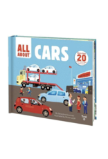 All About Cars by: Geraldine Krasinski
