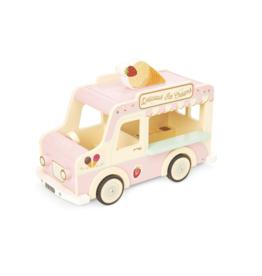 Dolly Ice Cream Van