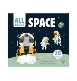 All About Space by: Geraldine Krasinski