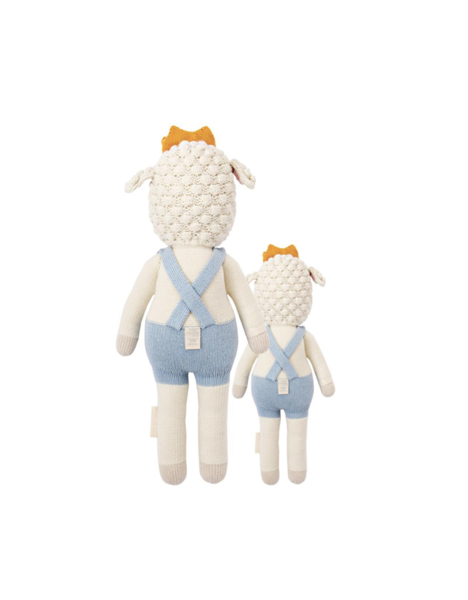 Sebastian the Lamb