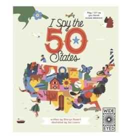 I Spy the 50 States by: Sharyn Rosart