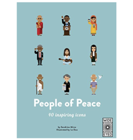 People of Peace by: Sandrine Mirza