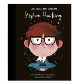 Little People Big Dreams Stephen Hawking by: Isabel Sanchez Vegara