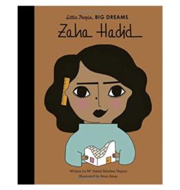 Little People Big Dreams Zaha Hadid by: Isabel Sanchez Vegara
