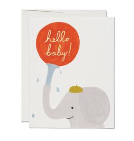 Little Elephant Card