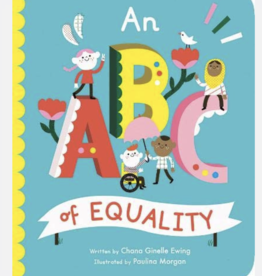 An ABC of Equality by: Chana Ginelle Ewing