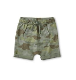VAULT CLOTHES-Baby Boy Pocket O' Sunshine Camo Short