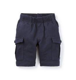 VAULT CLOTHES-Boy French Terry Cargo Shorts