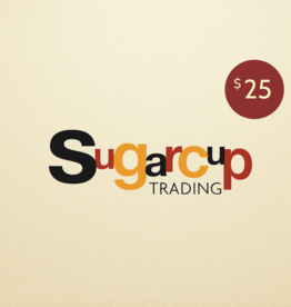 GIFT CARDS Sugarcup Gift Card- $25