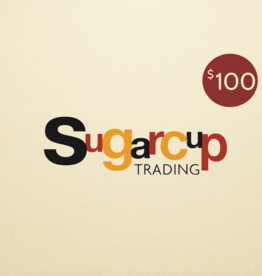 GIFT CARDS Sugarcup Gift Card- $100