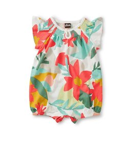 VAULT CLOTHES-Baby Girl Smocked Romper