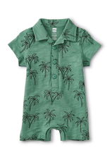 Camp Collar Romper