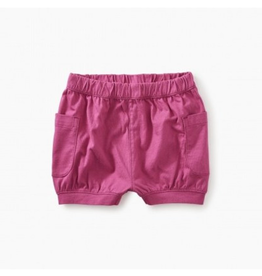 VAULT CLOTHES-Baby Girl Easy Pocket Shorts
