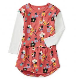 VAULT CLOTHES-Boy Printed Pocket Dress