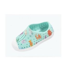 Jefferson Print Junior Print Slip On Shoes