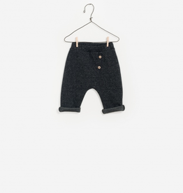 VAULT CLOTHES-Baby Boy Patterson Interlock Trousers