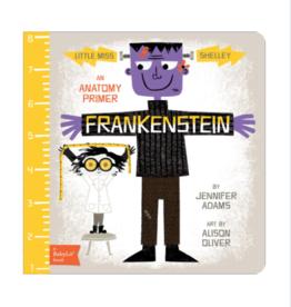 Frankenstein by: Jennifer Adams