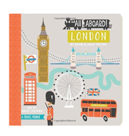 All Aboard London by: Kevin and Haily Meyers