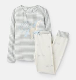 VAULT CLOTHES-Girl Sleepwell Pajama Set