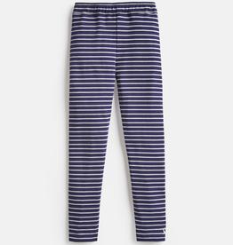 VAULT CLOTHES-Girl Glitzy Stripe Leggings
