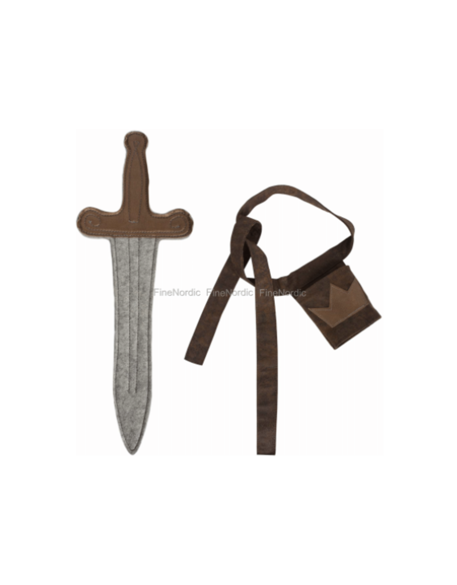 Sword w/ Belt