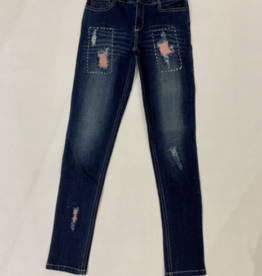 VAULT CLOTHES-Girl Boyfriend Jeans