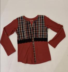 VAULT CLOTHES-Girl Disco Gypsy Tunic