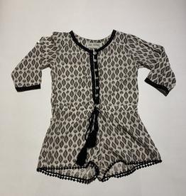 VAULT CLOTHES-Girl Roya Romper