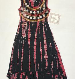 VAULT CLOTHES-Girl Sun and Moon Dress