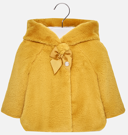 VAULT CLOTHES-Baby Girl Marianna Fur Coat