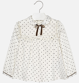 VAULT CLOTHES-Girl Mabel Blouse