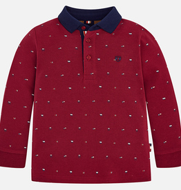 VAULT CLOTHES-Boy Macklin Polo