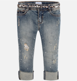 VAULT CLOTHES-Girl Mabell Jeans