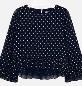 VAULT CLOTHES-Girl Madeline Blouse