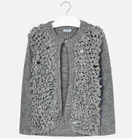 VAULT CLOTHES-Girl Maryland Cardigan