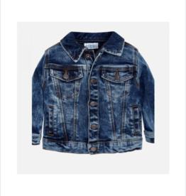 VAULT CLOTHES-Baby Boy Jean Jacket