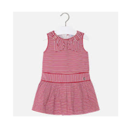 VAULT CLOTHES-Girl Stripes Dress