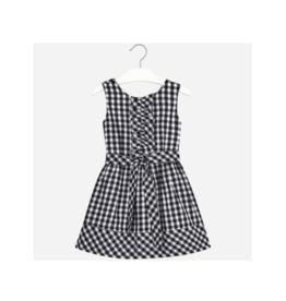VAULT CLOTHES-Girl Vichy Dress