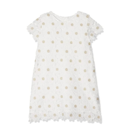 VAULT CLOTHES-Girl Embroidered Dress