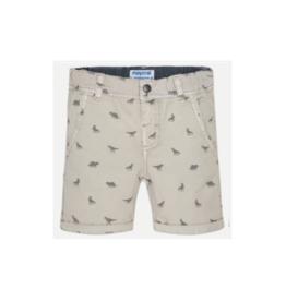 VAULT CLOTHES-Baby Boy Printed Shorts