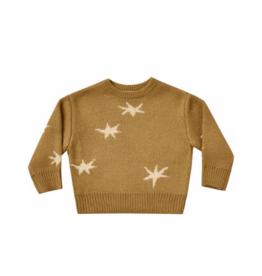 Stars Knit Pullover