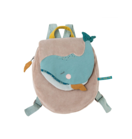 Josephine The Whale Backpack