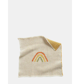 Doll Rainbow Blanket